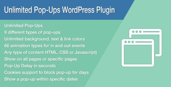 Unlimited Pop-Ups WordPress Plugin 1.5.1
