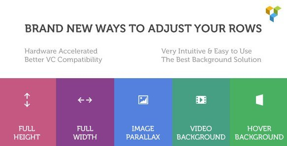 Video & Parallax Backgrounds For Visual Composer 4.8