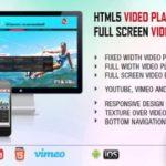 Video Player & FullScreen Video Background – WP Plugin 1.8.7