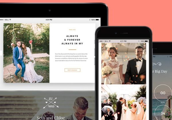 VisualModo Wedding WordPress Theme 2.0.4