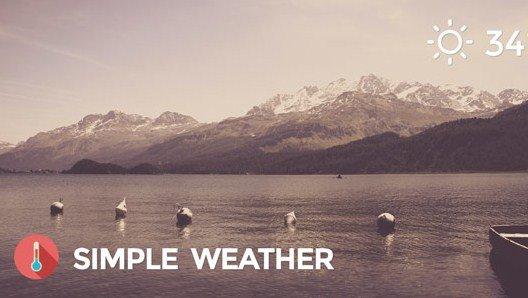 Weather WordPress Shortcode & Widget Simple Weather Plugin 4.2.3