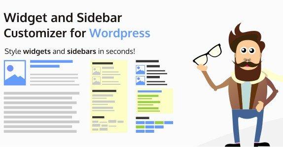 Widget and Sidebar Customizer for WordPress 2.0.2