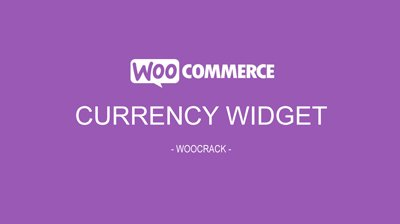 WooCommerce Currency Converter Widget 1.6.12