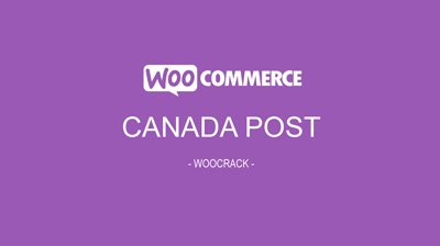Woocommerce Canada Post Shipping Method 2.5.7