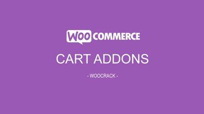 WooCommerce Cart Add-ons 1.5.19