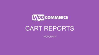 WooCommerce Cart Reports 1.2.0