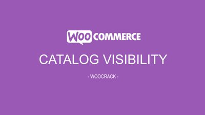 WooCommerce Catalog Visibility Options 3.2.1