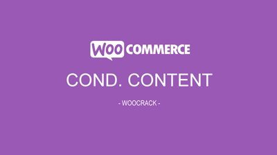 WooCommerce Conditional Content 2.0.10