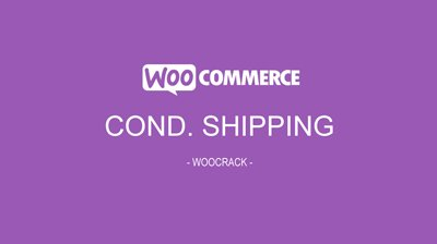 WooCommerce Conditional Shipping and Payments 1.5.0
