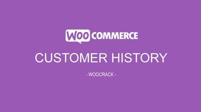 WooCommerce Customer History 1.2.1