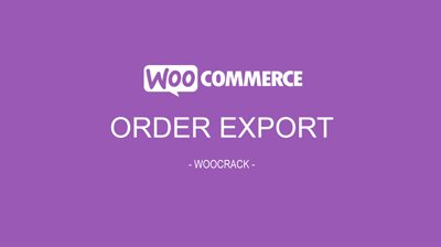 Woocommerce Customer/Order XML Export Suite 2.4.3