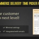 Woocommerce Delivery Time Picker for Shipping 3.0
