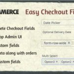 Woocommerce Easy Checkout Field Editor 1.7.0
