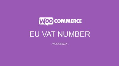 WooCommerce EU VAT Number 2.3.11