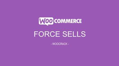 WooCommerce Force Sells 1.1.17