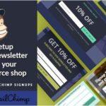 Woocommerce Mailchimp Discount 2.6