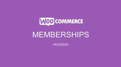 WooCommerce Memberships 1.12.2