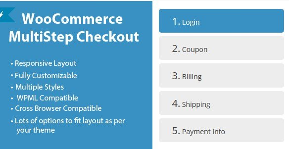 WooCommerce MultiStep Checkout Wizard 3.5.2