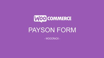 WooCommerce Payson Form 1.7.3