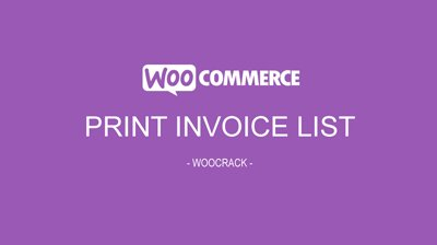 WooCommerce Print Invoice & Packing List 3.6.1