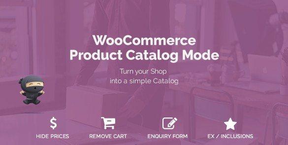 WooCommerce Product Catalog Mode 1.5.6