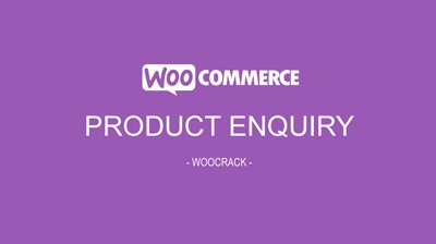 WooCommerce Product Enquiry Form 1.2.7