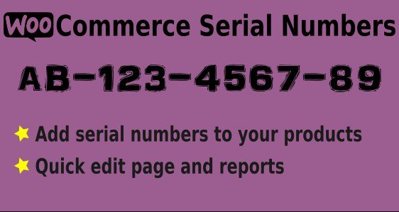 WooCommerce Serial Numbers WordPress Plugin 1.29