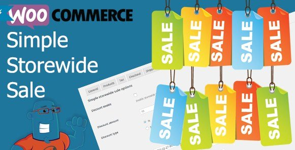WooCommerce Simple Storewide Sale 1.1.6