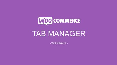 WooCommerce Tab Manager 1.9.2