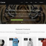 WooThemes For The Cause WooCommerce Themes 1.1.18