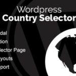 WordPress Country Selector WordPress Plugin 1.5.0