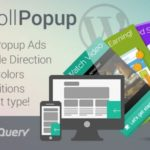 WordPress Scroll Popups Plugin 1.0.2