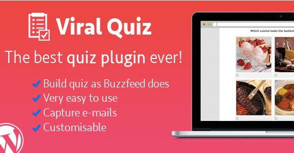 WordPress Viral Quiz – BuzzFeed Quiz Builder 2.09