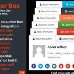 WP – Author Box 2.2