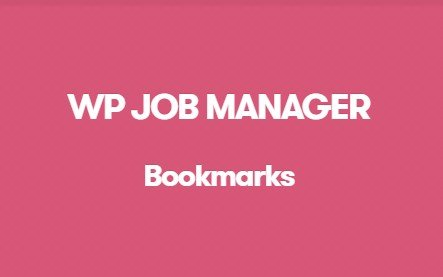 WP Job Manager Bookmarks Addon 1.4.0