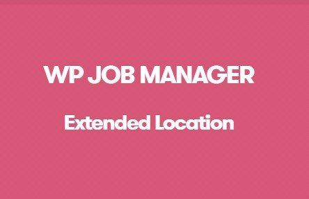 WP Job Manager Extended Location Addon 3.5.1