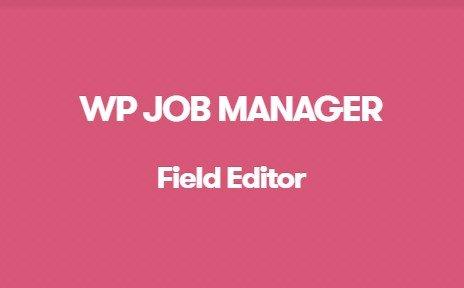 WP Job Manager Field Editor Addon 1.8.2