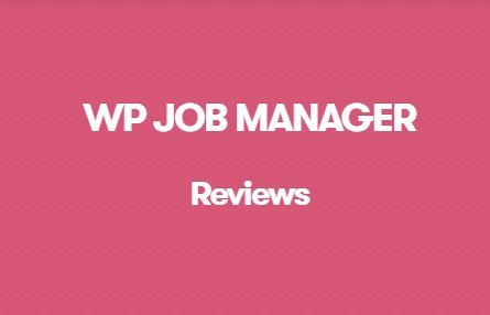 WP Job Manager Reviews Addon 2.1.0