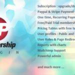 WP Membership WordPress Plugin 1.4.1