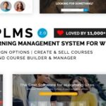 WPLMS Learning Management System 3.8