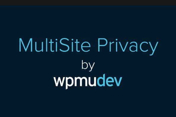 WPMU DEV Multisite Privacy 1.1.9