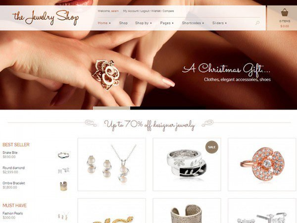 YITH The Jewelry Shop Premium WooCommerce Themes 1.6.0