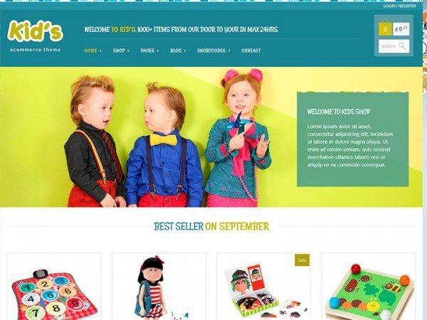 YITH Kidshop Premium WooCommerce Themes 1.5.0