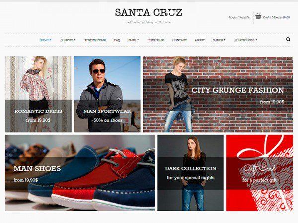 YITH Santa Cruz Premium WooCommerce Themes 1.4.0