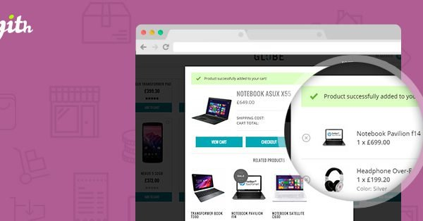 YITH WooCommerce Added to Cart Popup Premium 1.4.4