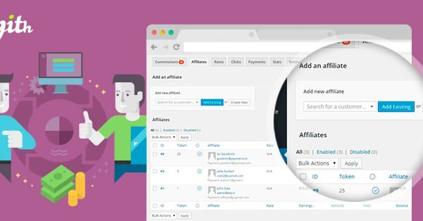 YITH WooCommerce Affiliates Premium 1.5.0