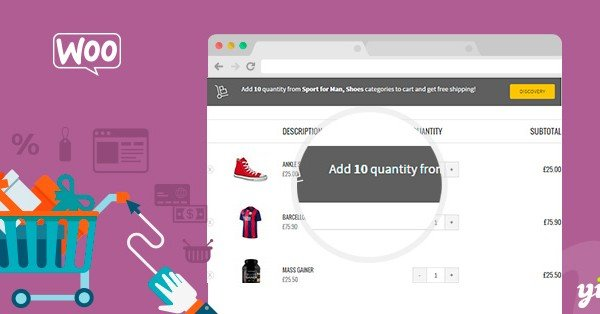YITH WooCommerce Cart Messages Premium 1.5.7