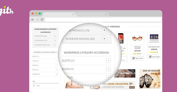YITH WooCommerce Category Accordion Premium 1.0.24