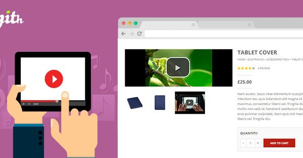 YITH WooCommerce Featured Audio & Video Content Premium 1.1.22