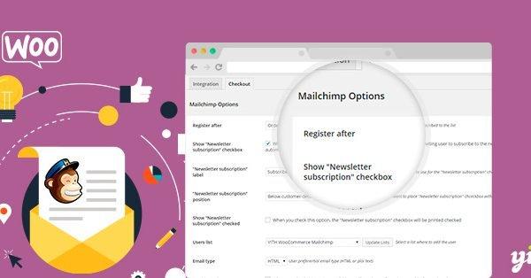 YITH WooCommerce Mailchimp Premium 1.1.5